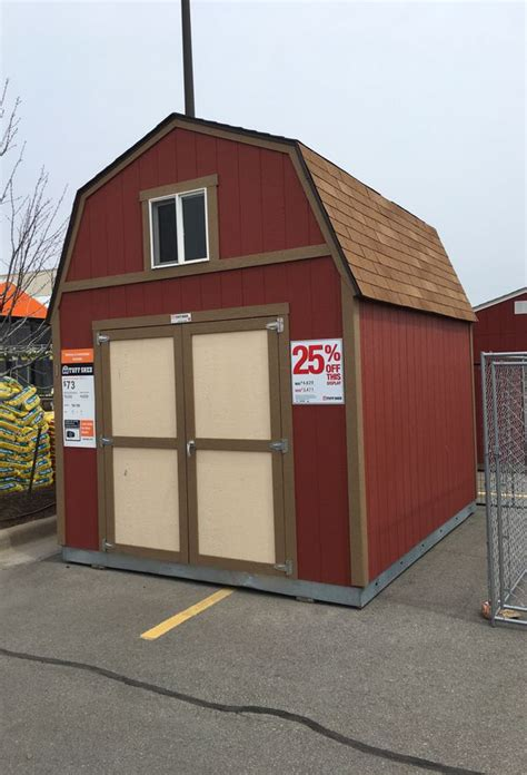 tuff shed tb     delivery