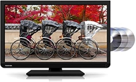 Tv Led Merk Toshiba 24 bol toshiba 24d1333dg led tv dvd combo 24 inch hd ready zwart