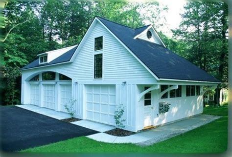 Garage Overhang Overhang Garages Barns Workshops