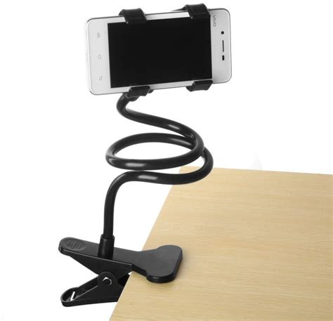 desk phone stand giw 90cm universal lazy mobile phone holder stand for