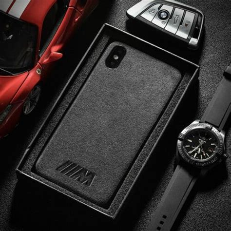 bmw  alcantara iphone case cover  worldwide shipping