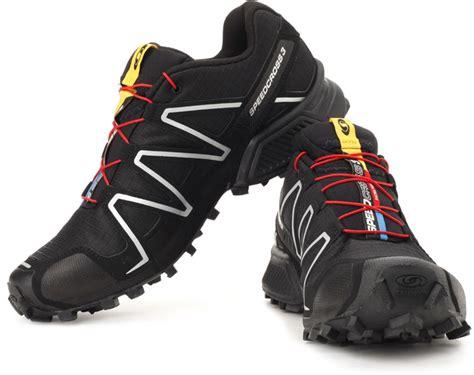 best mountain trail running shoes salomon speedcross 3 mountain trail running shoes buy