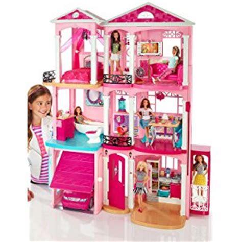 barbie dream house amazon amazon com barbie dreamhouse toys games