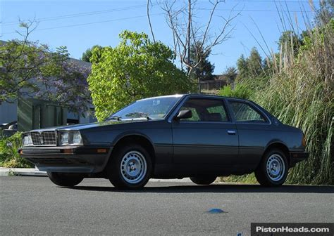 1985 maserati biturbo for sale used maserati bi turbo cars for sale with pistonheads
