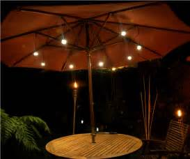 lights for patio umbrella decorative patio umbrella lights patio design inside