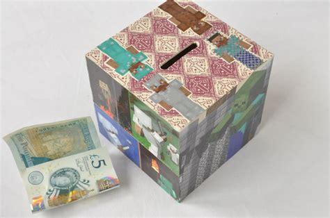 ideas  minecraft box  pinterest