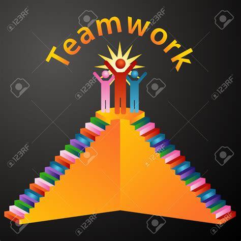 teamwork achievement clipart
