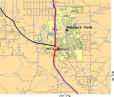 zip code map rohnert park ca 94931 zip code cotati california profile homes