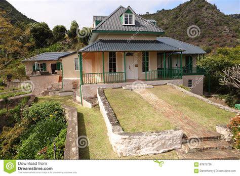 pavillon haus haus briars pavillon st helena island napoleon