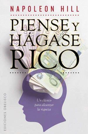 piense y hagase rico descarga gratis el libro piense y h 193 gase rico quot por hill napoleon pdf gratuito http