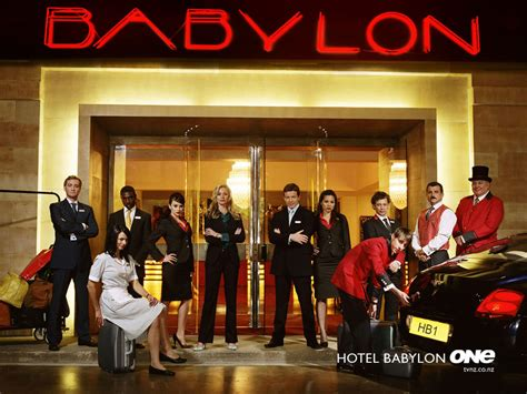 theme to hotel babylon as media tv drama hotel babylon exam question series 1