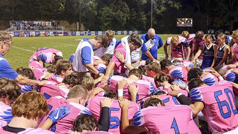 Pca1934 Pink 1 pca adds pink jerseys to rotation for breast cancer awareness month the vicksburg post the