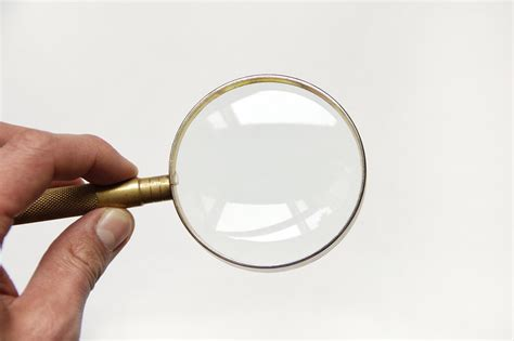How To Make A Magnifying Glass Out Of Paper - teaching and policy should be an evidence based