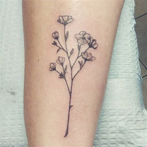 buttercup flower tattoo designs the world s catalog of ideas