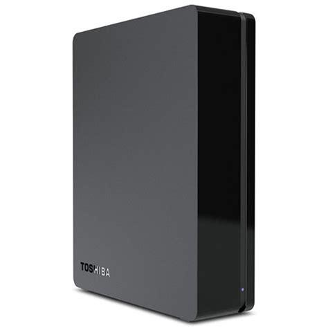 Harddisk External Toshiba Canvio toshiba 5tb canvio usb 3 0 external drive hdwc350xk3j1 b h