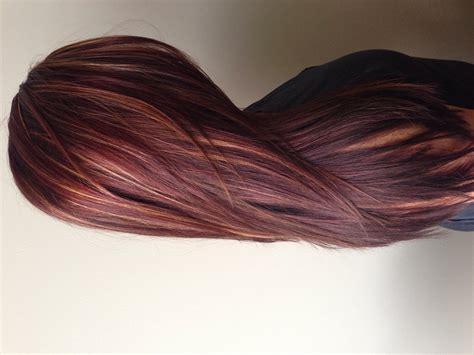 rich hair color rich hair color with caramel highlights gorgeous