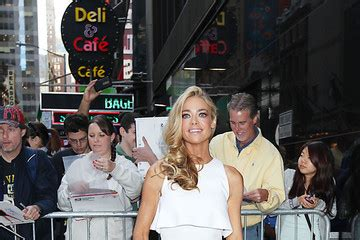 denise richards this morning denise richards 2012 pictures photos images zimbio