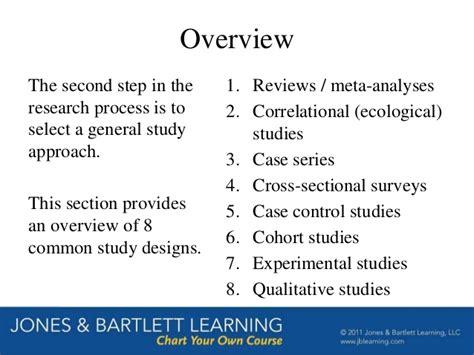 cross sectional correlational study 83341 ch06 jacobsen