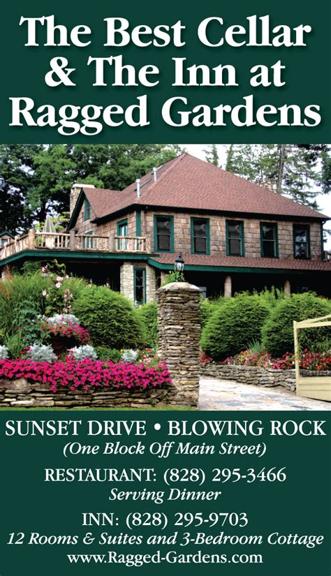 The Best Cellar The High Country Ragged Gardens Blowing Rock Nc