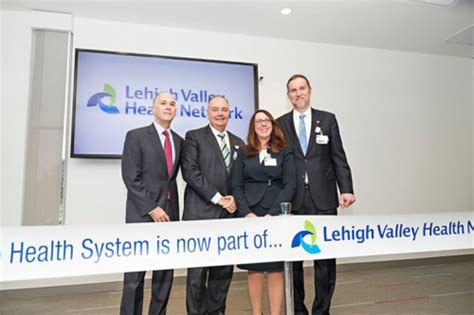 Mba In Lehigh Valley by Lvhn Former Pocono Health System Celebrate Merger Lehigh