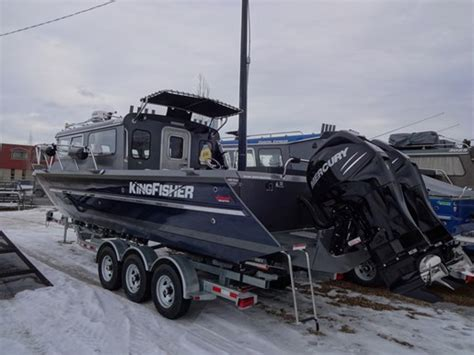 kingfisher boats for sale alberta kingfisher 3025 offshore 2017 new boat for sale in gibbons