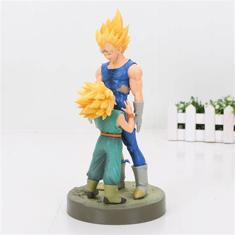 Pvc Saigan Vegeta Special 2 vegeta and trunks figure saiyansworld