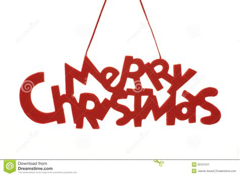 merry christmas text stock image image of holidays