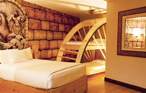 Theme Hotel Rome | hotel rome two bedroom unit mt olympus water theme