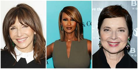 allure too five hairdos 70 the top 17 haircuts for women in their 60s and beyond allure