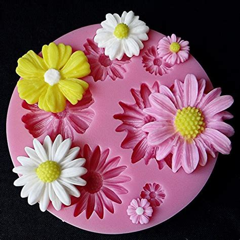 Blumen Nägel by 3d Flower Fondant Cake Tools Diy Silicone Sugar