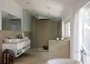 badezimmer mit dachschräge deko moderne b 228 der mit dachschr 228 ge moderne b 228 der