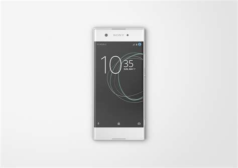 Experia Xa1 sony xperia xa1 ny mellemklasse mobil fra sony
