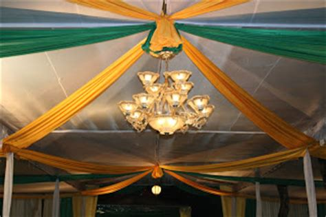 Tempat Prasmanan Warna tips wedding pernikahan