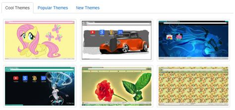 themes beta chrome 4 ways to search and find google chrome themes brand thunder