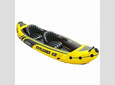 Intex Explorer K2 Kayak (Prior Model) - UKsportsOutdoors Kayak Explore