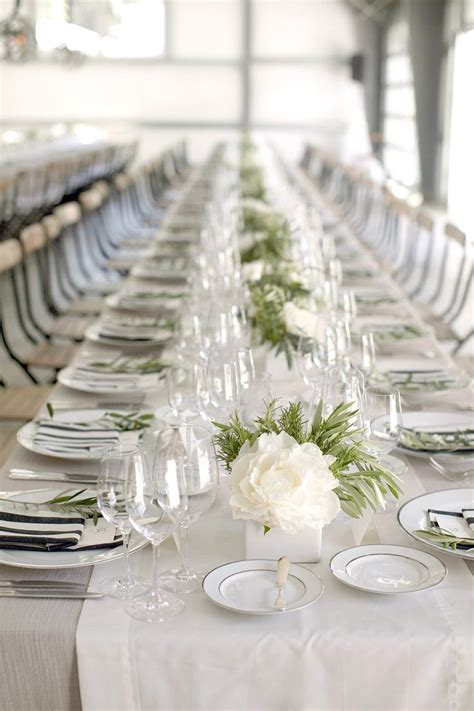 elegant table settings 1000 ideas about elegant table settings on pinterest