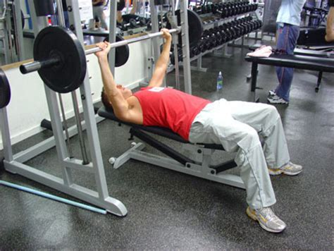 how much is a bench press bar how much should i be able to bench press