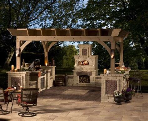 outdoor cooking spaces creative outdoor kitchen design ideas