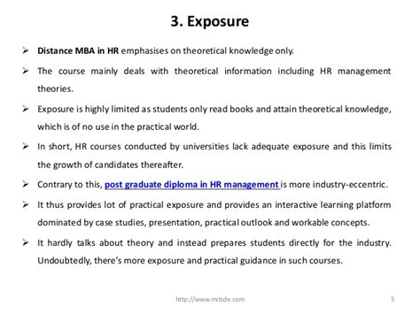 Byu Mba Hr Track Requirement by Distance Mba In Hr Or Post Graduate Diploma In Hr Management