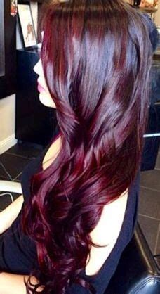 how to get cherry coke hair color different colors of burgundy red auburn red different