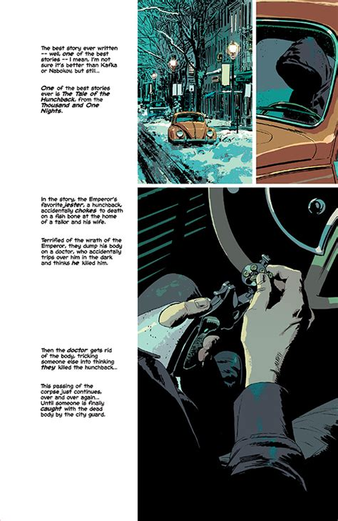 kill or be killed volume 3 books comic book review kill or be killed 2 bounding into comics