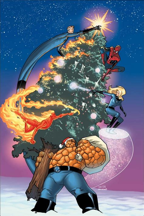 have yourself a merry marvel christmas geektyrant