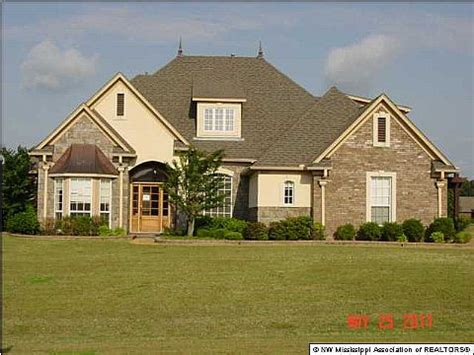 6621 meadowbrook pl olive branch ms 38654 foreclosed home