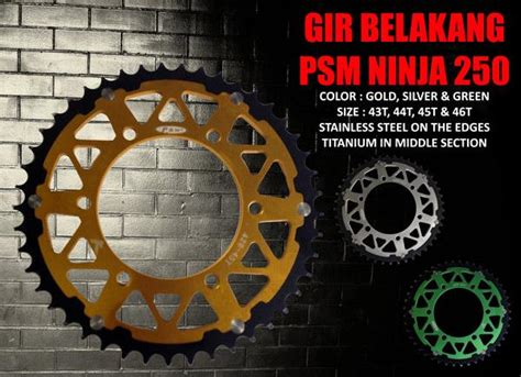 Caliper Sub Assy Belakang Klx150 psm racing parts