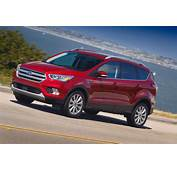 2017 Ford Escape Review How Does The Crossover Compare