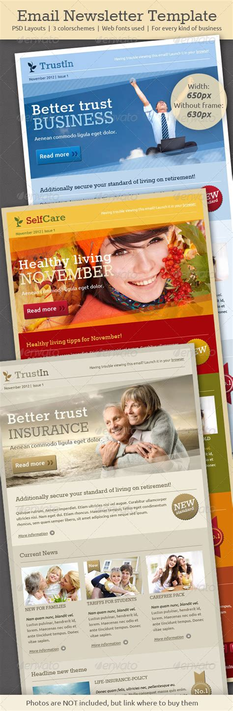 contoh layout newsletter contoh newsletter marketing 187 tinkytyler org stock