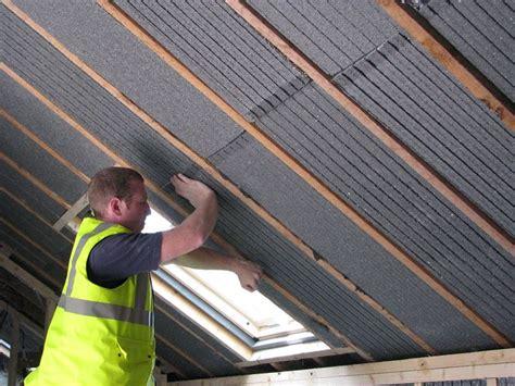 isolante termico soffitto isolamento termico solaio pannelli isolanti