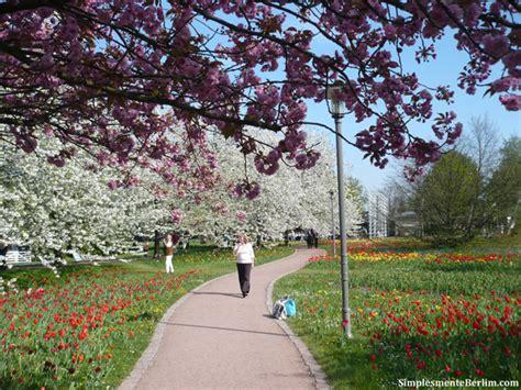 Britzer Garten Parkplan by Britzergarten