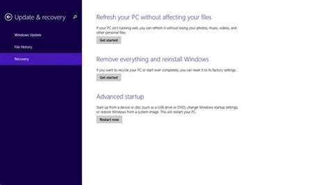 section 8 update application changes improvements in the windows 8 1 pc settings app