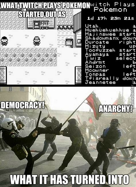 Anarchist Memes - anarchy in kanto by kickassia meme center